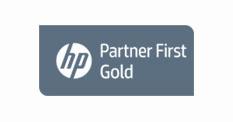 HP Partner Programm Partner first Gold Status / HPE Business